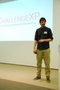 ChallengeXP- personal finance app