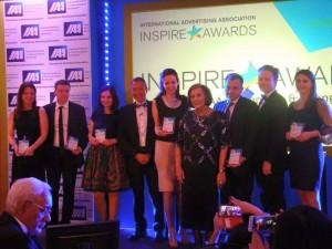 IAA Inspire Award