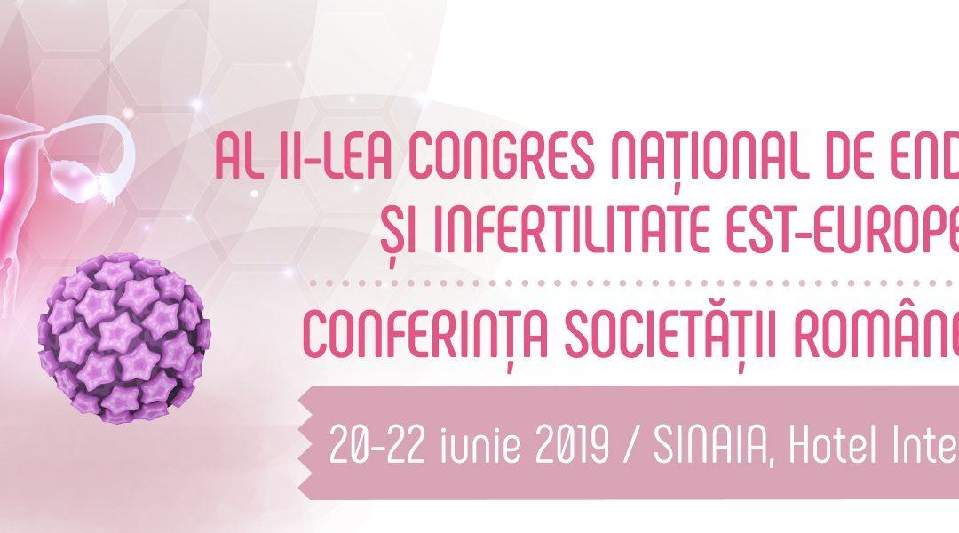 Al II-lea Congres Național de Endometrioză si Infertilitate Est – Europeana