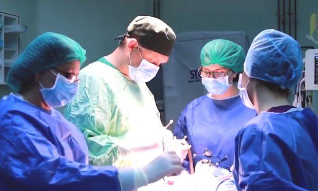 Procedură chirurgicală în premieră naţională la Spitalul Militar din Capitală