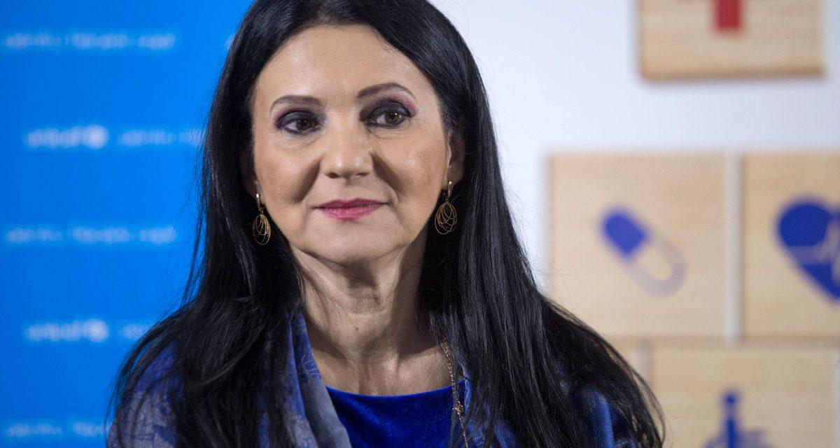 Sorina Pintea: Vom crea patru centre de trombectomie mecanică