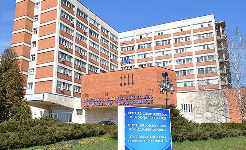Şase laparoscoape performante în valoare de aproape 4,9 milioane de lei, la SCJU Târgu Mureş