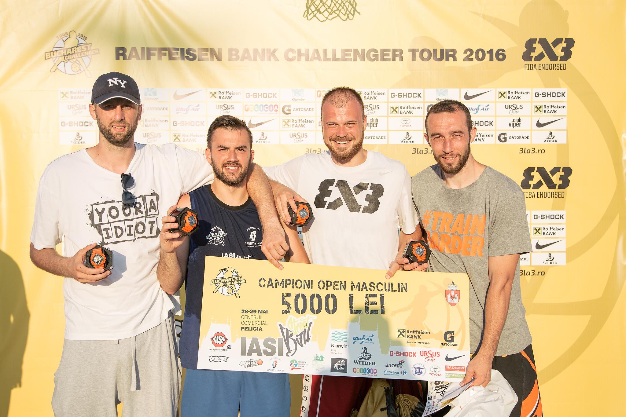Iasi StreetBall Challenge 2016